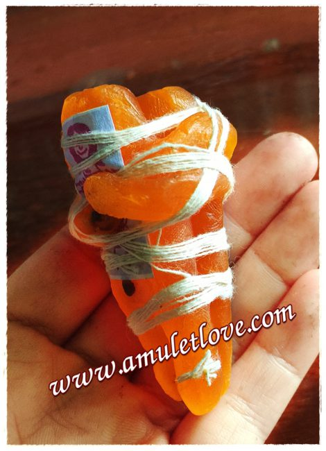 Couple Love spell amulet to stop a divorce or a break up